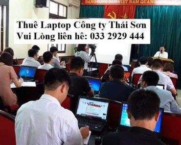 Thuê Laptop Tập huấn Phần Mềm Tỉnh Lạng Sơn