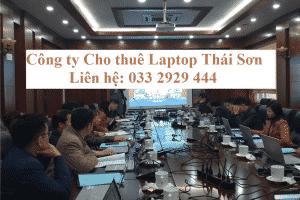 Thuê Laptop Tập Huấn Phần mềm tỉnh Cao Bằng
