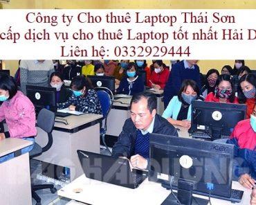 Thuê Laptop VNPT triển khai giải pháp dạy học trực tuyến